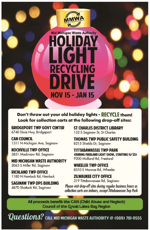 Holiday Lights Recycling Drive.JPG