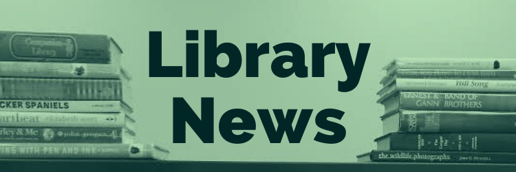 Library News Header